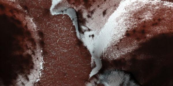 Марсианские дюны