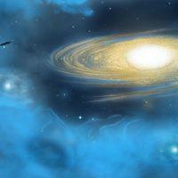 НЛО в другой галактике