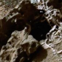 Скелет на Марсе