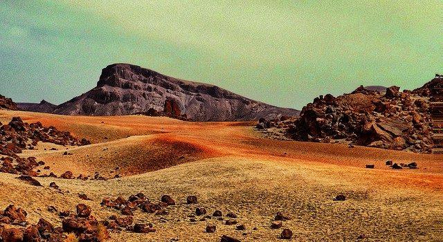 Представитель NASA: на Марсе есть жизнь