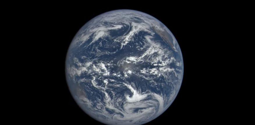 Видео: Один год на Земле с высоты в 1,5 миллионов километров