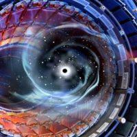 Черная дыра БАК