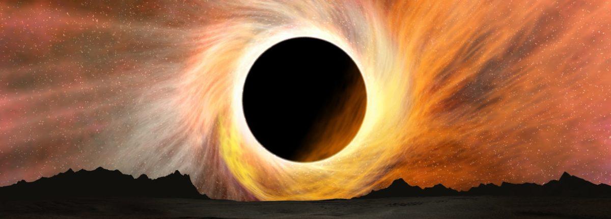 NASA: первородные черные дыры могут уничтожить Землю