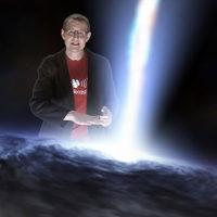 Ученый создал черную дыру