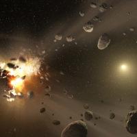 Астероид 2016 QA2