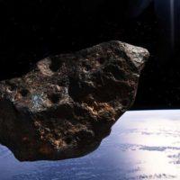 Астероид Земля