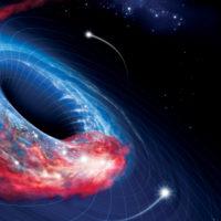 Получено видео рождения черной дыры из умирающей звезды
