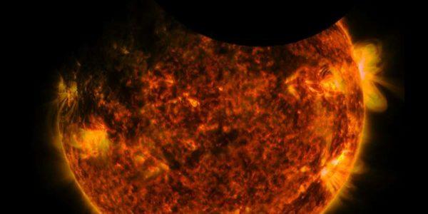 Двойное Солнечное затмение