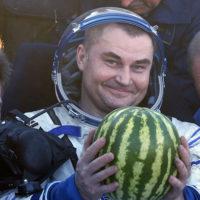 Экипаж МКС успешно приземлился