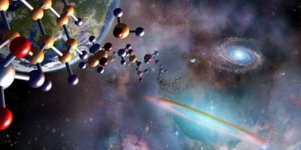 Инопланетное происхождение жизни