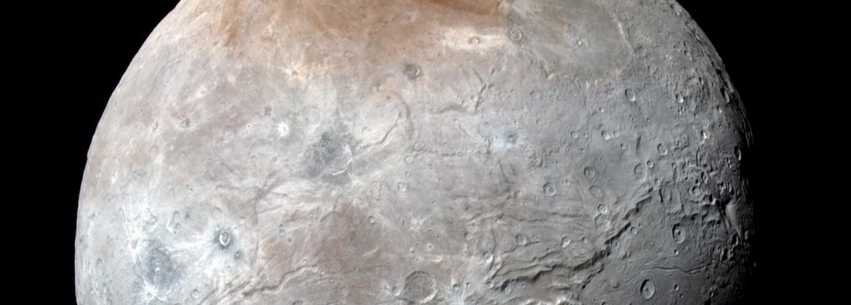 Ученые выяснили происхождение красного пятна на спутнике Плутона