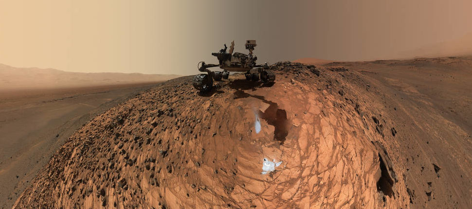 Марсианское плато Тавмасия может быть обитаемым