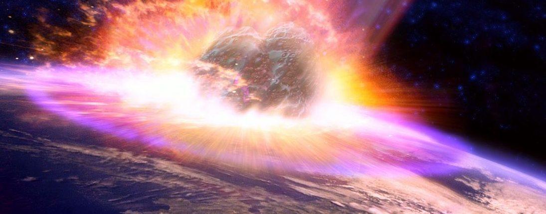 Удар метеорита миллионы лет назад изменил климат на Земле
