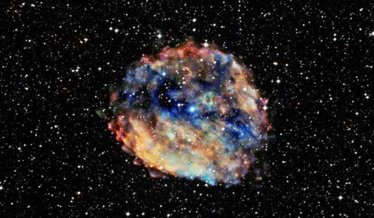 Астрономы обнаружили самый медленный пульсар