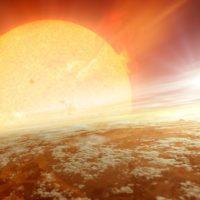 Планета с двумя звездами