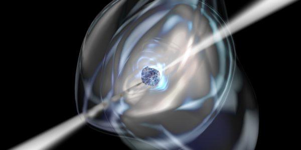 Вспышка рентгеновского излучения от магнетара