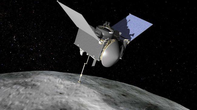 NASA готовится к погоне за астероидом