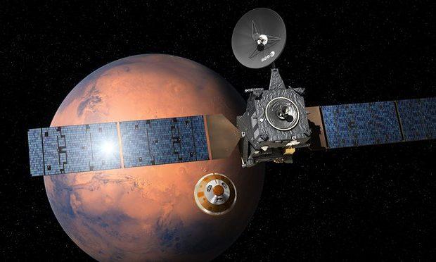 Российский планетолог: разбившийся на Марсе аппарат «Скиапарелли» не представлял особой ценности