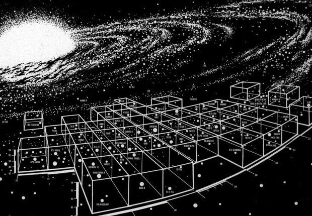 Видео: смерть Вселенной из-за распада вакуума