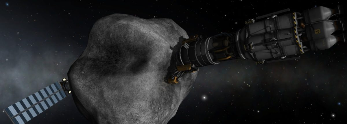 Золотая лихорадка в космосе — покорение астероидов