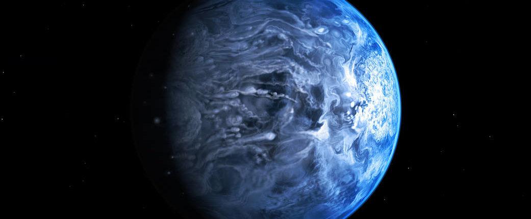 NASA показало самые ужасные миры Вселенной