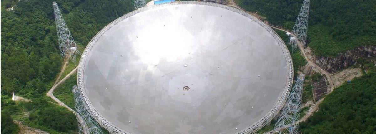 Самый крупный радиотелескоп присоединился к наблюдениям за подозрительной звездой KIC 8462852