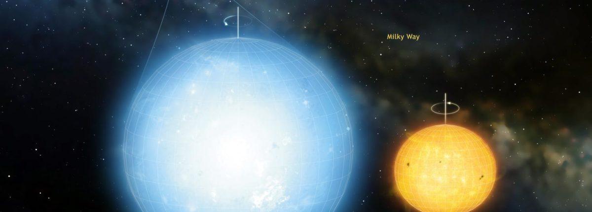 Астрономы обнаружили в космосе почти идеальный шар
