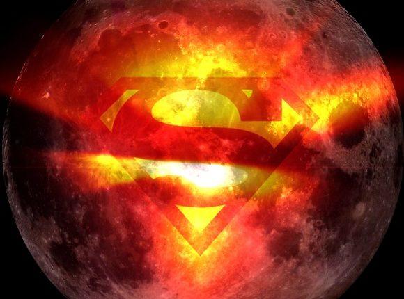 В ноябре 2016 года над Землей взойдет гигантская Супер-Луна