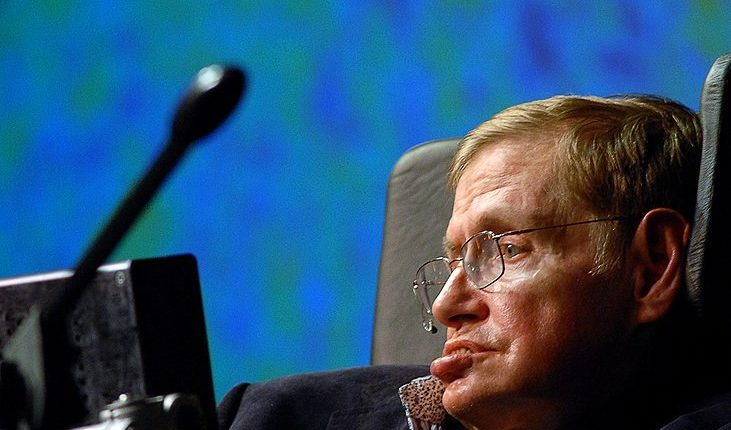Стивен Хокинг: человечеству не прожить и тысячи лет