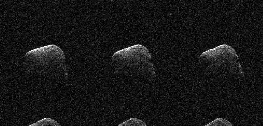 Крошечный, особенный и самый яркий! — Астрономы изучили астероид 2015 TC25