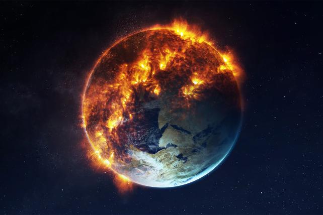Через 5 млрд лет апокалипсис неминуем — бельгийские ученые