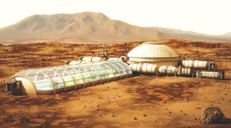 Колонизация Марса — пиар или политика?