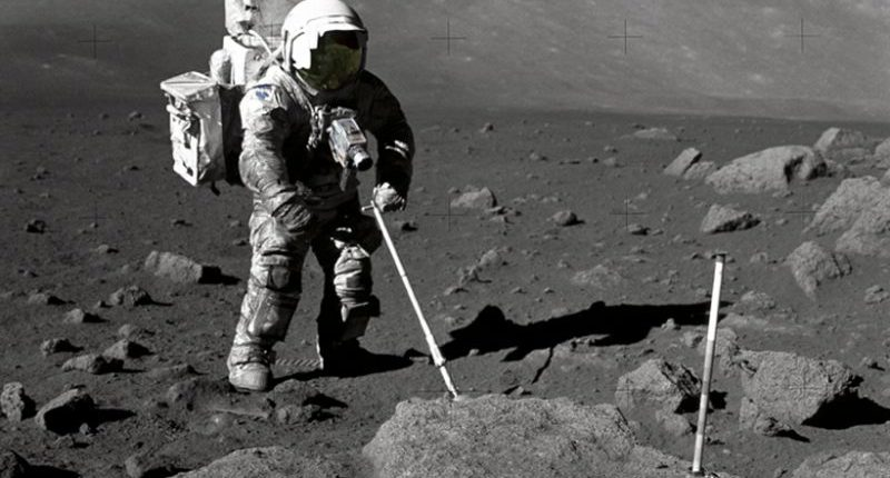 Обнаруженный на Луне кислород может открыть секреты формирования атмосферы на Земле