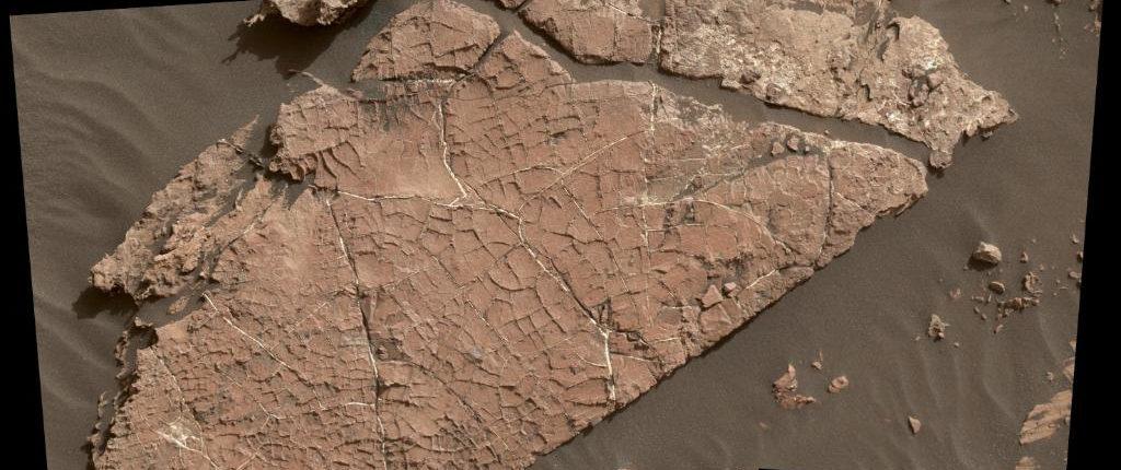 Curiosity обнаружил новые доказательства существования воды на Марсе