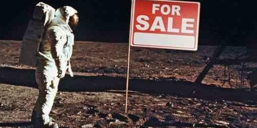 Кому принадлежит Луна? — Компания Moon Express собирается начать добычу полезных ископаемых на Луне