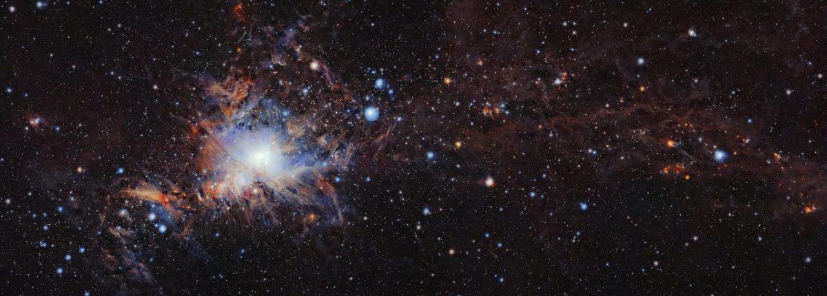 Получено самое детальное изображение облака Ориона