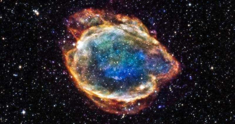 Подтверждена роль сверхновых для измерения расстояний в космическом пространстве