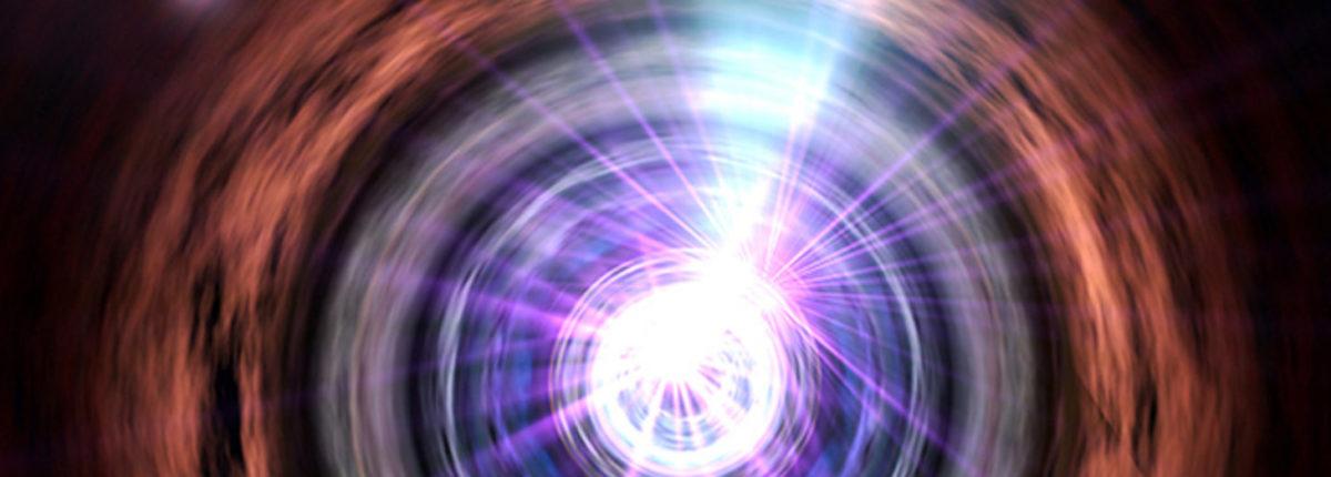 Черные дыры способны создавать материал для формирования новых звезд