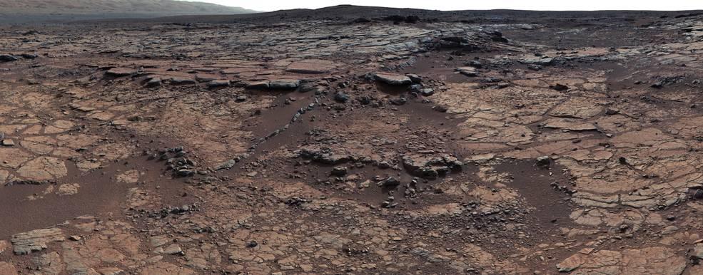 Историю Марса придется переписать? — Curiosity не обнаружил карбонатов в породах марсианских озер