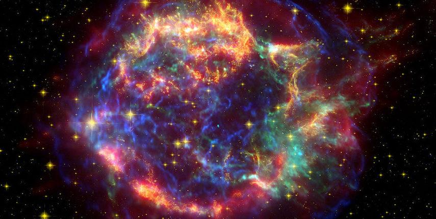 Впервые астрономам удалось в деталях запечатлеть смерть звезды