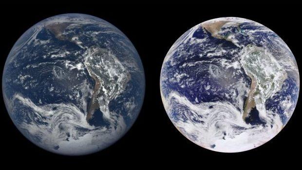 NASA запустило сайт эпичных фотографий Земли из космоса