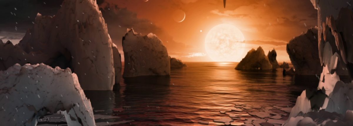 Если в системе TRAPPIST-1 есть жизнь, то она способна путешествовать между планетами