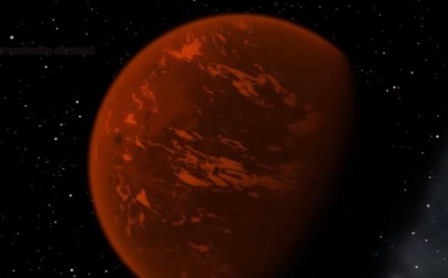 Коричневый карлик оказался в 90 раз массивнее Юпитера