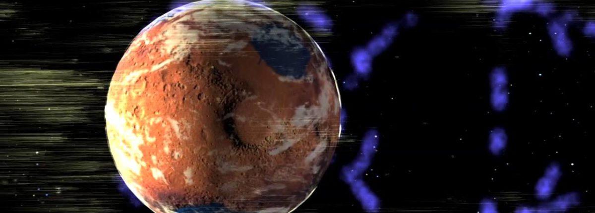 Как сделать Марс пригодным для жизни? – NASA планирует создать гигантский магнитный экран вокруг планеты