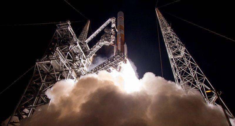 Вице-адмирал флота США готовится к войне в космосе