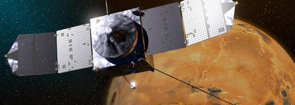 Орбитальный зонд NASA избежал столкновения с Фобосом
