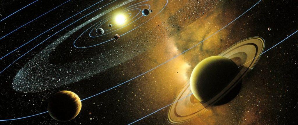 10 удивительных фактов о нашей Солнечной системе