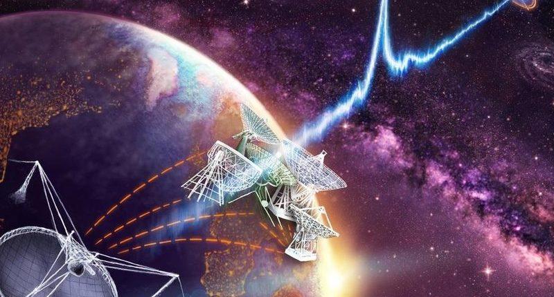 Загадочные сигналы из космоса — астрономы не нашли объяснения быстрым радиовсплескам