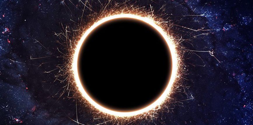 Ученые проводят фотосъемку черной дыры