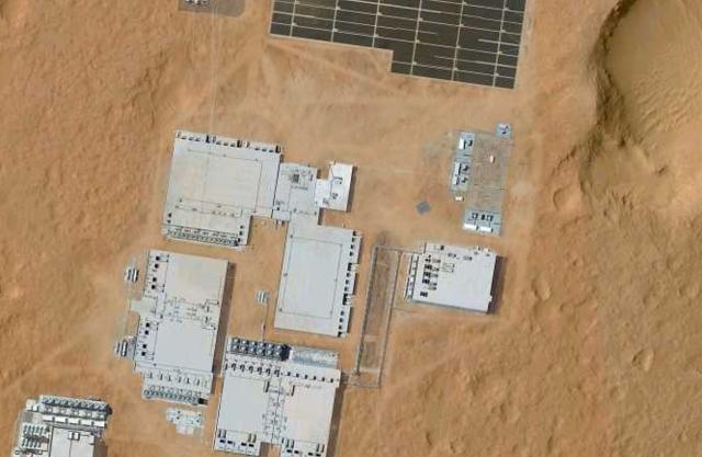 Гугл открывает центр обработки данных на Марсе